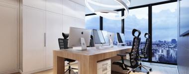 klasyka i nowoczesność -biuro